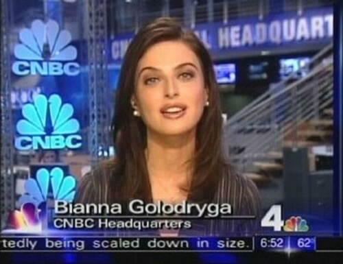 10 - Bianna Golodryga