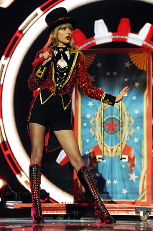 Taylor Swift Ringmaster Sexy costume
