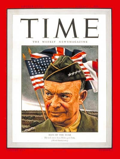 Gen Dwight Eisenhower