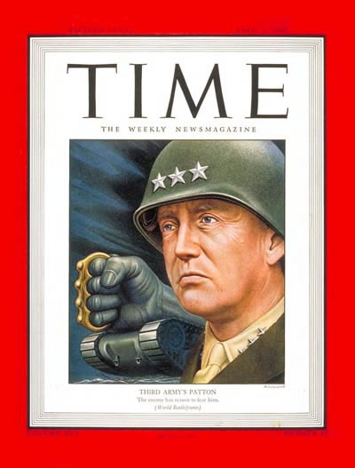 Lt Gen George Patton
