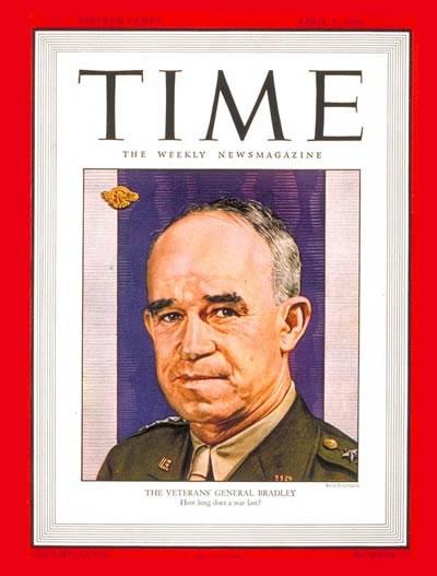 Gen Omar Bradley